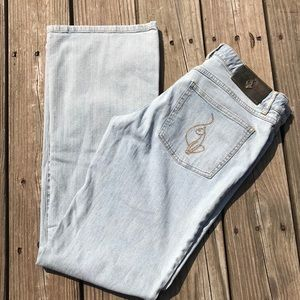 Baby Phats light wash jeans size 9